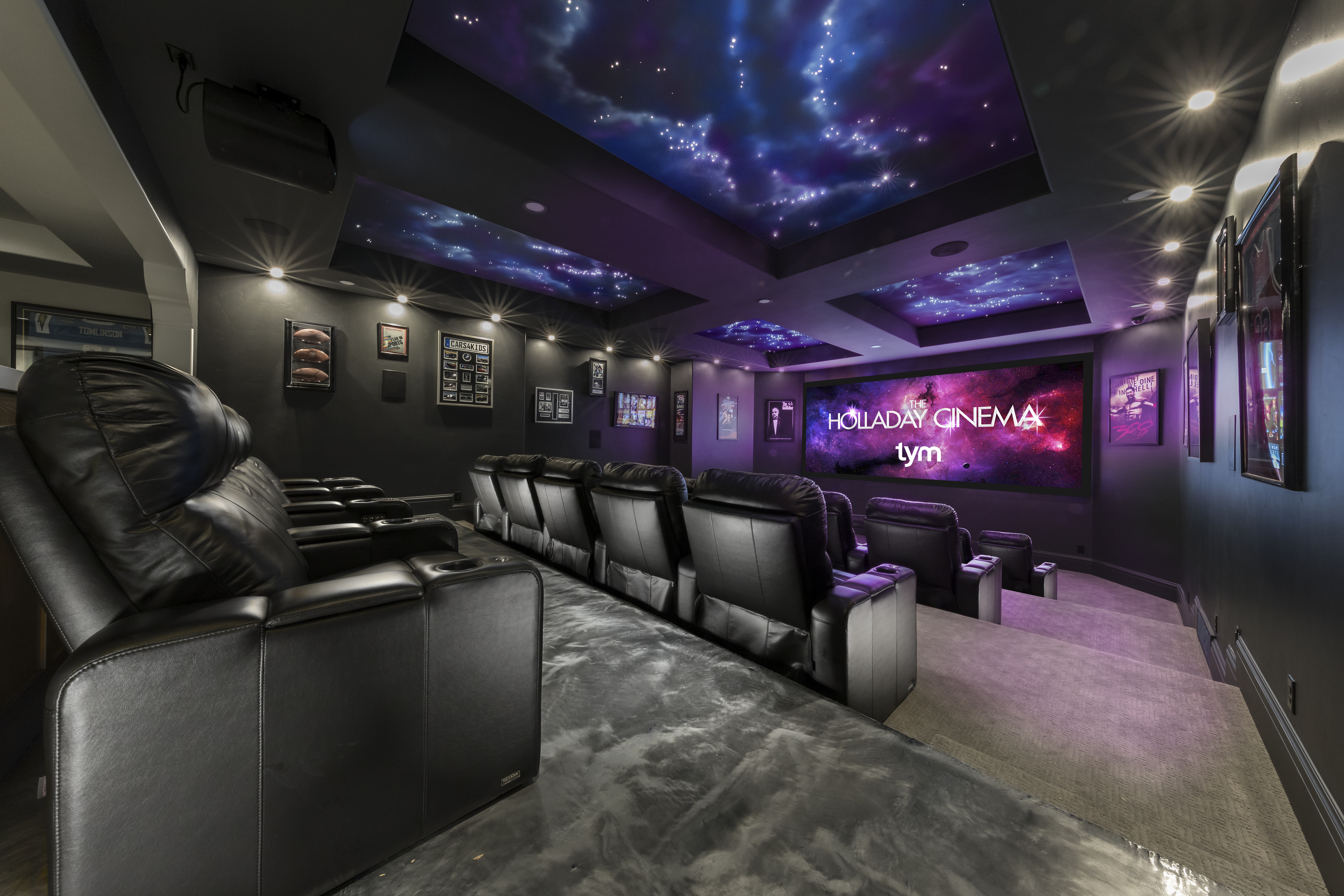 Luxul Featured in Award-Winning Home Theater, The Holladay Cinema on home design styles, cable design, new pc design, home wireless design, outside plant design, camera design, home audio design, home theater media center pc, router design, house design, home lan design, home electrical wiring diagrams,